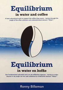 EQUILIBRIUM IN WATER AND COFFEE BY RONNY BILLEMON