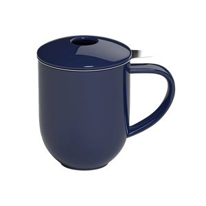 LOVERAMICS PRO TEA MUG MET INFUSER & DEKSEL 300ML DENIM