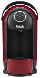 CAFFITALY CAPSULEMACHINE CLIO S21 ROOD/ZWART