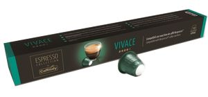 CAFFITALY 10 CAPSULES NESPRESSO VIVACE COMPATIBLE