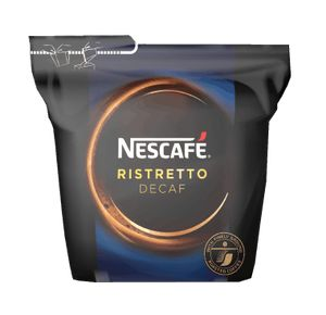 NESCAFE KOFFIE INSTANT RISTRETTO DECA 250GR