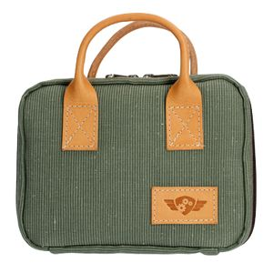 COMANDANTE C40 TRAVEL BAG - GREEN