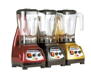 JOHNY BLENDER AUTOMATIC MET TIMER AK/12 (6 SPEED) DONKER ROOD